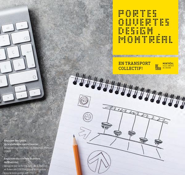 Portes ouvertes du design Montréal 2013