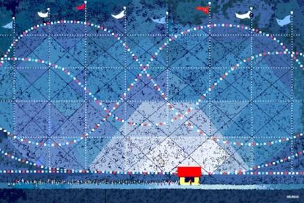 Hal Lasko, un pixel artiste de 97 ans