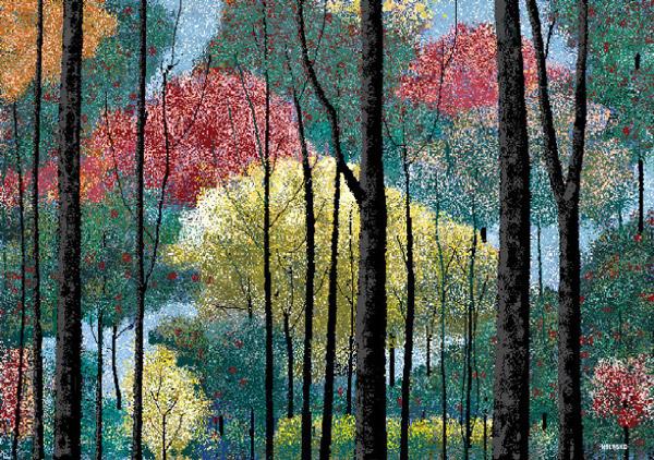 Hal Lasko The Pixel Painter