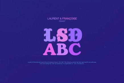 LSD ABC, un abécédaire pas comme les autres