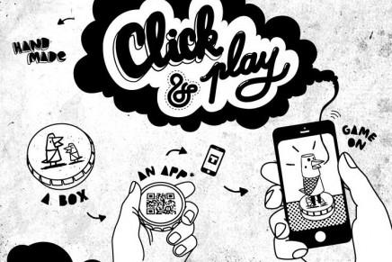 Tazas Playground, l'application qui donne vie au papier