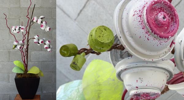 Canlove Recycling program graffiti