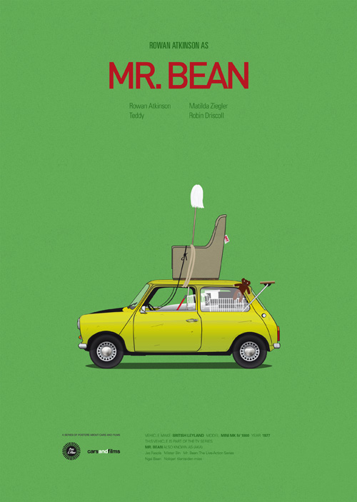 Cars And Films Mr Bean
