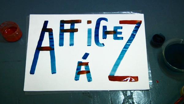 Affiche de a à z