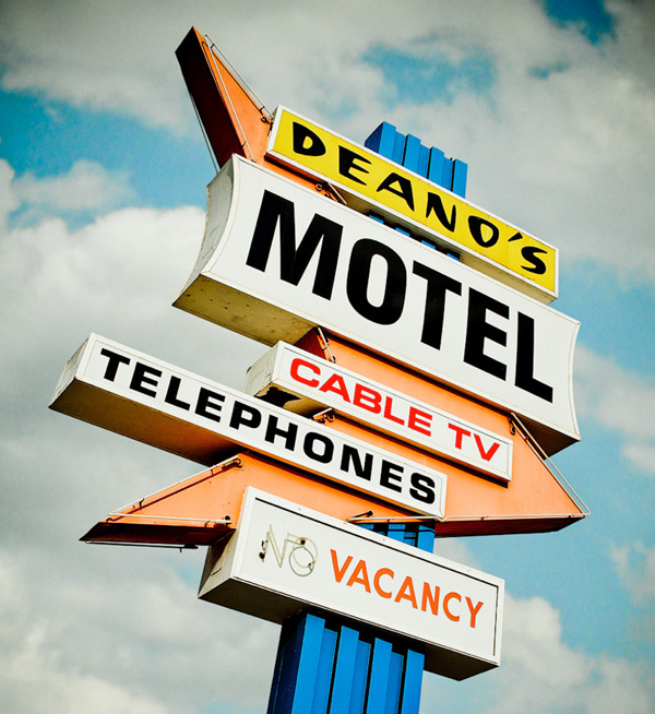Marc Shur Vintage Signs