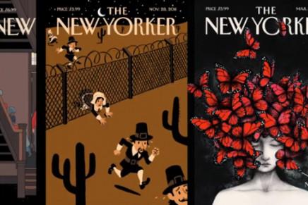 The New Yorker, se fait une beauté