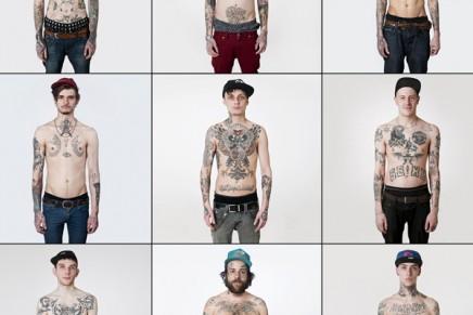 Exactitudes : portraits de tribus urbaines