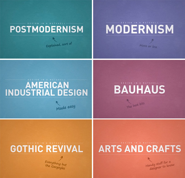Design in a nutshell