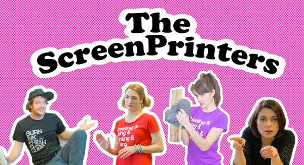 The ScreenPrinters