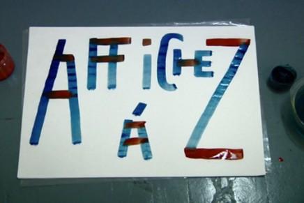 AfficheZ : l'affiche de A à Z