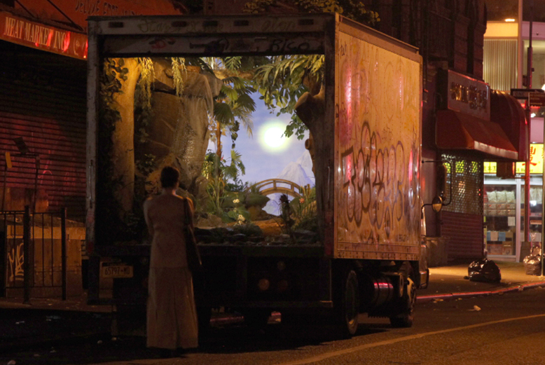 Banksy NY #banksyny