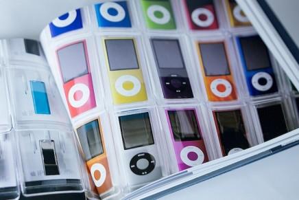 Iconic : hommage photo au design d'Apple