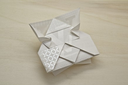 Louis Vuitton Origami — Printing Process