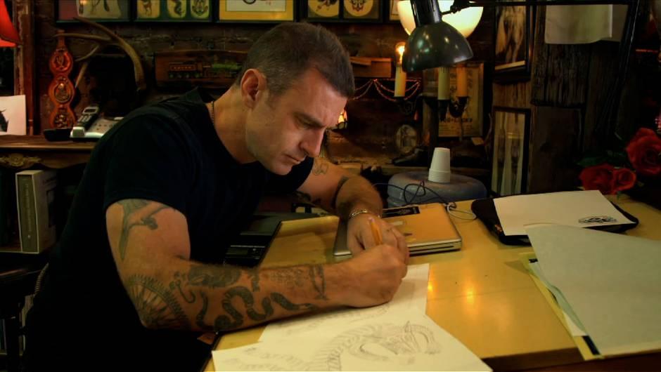 Tous tatoués ! Arte