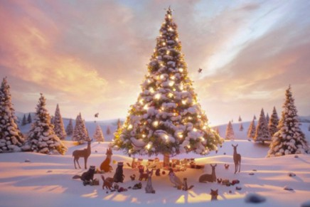The Bear & The Hare, le making-of d'un film d'animation de Nöel pour John Lewis