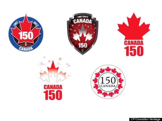 150e Logo Canada
