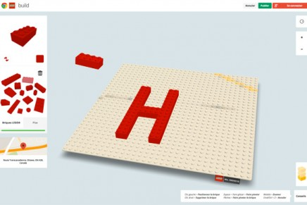 LEGO : Build With Chrome