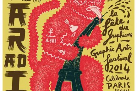 Célébrer Paris – Fête du graphisme