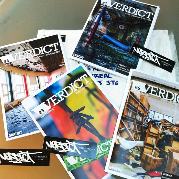 Verdict Fanzine