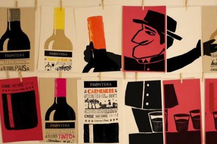 Du vin, de la sérigraphie et du stop motion : Frontera Specialties