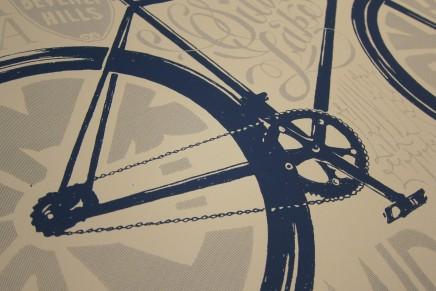 Vélo + graphisme = Artcrank for fun !