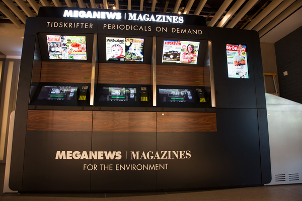 Meganews Magazine