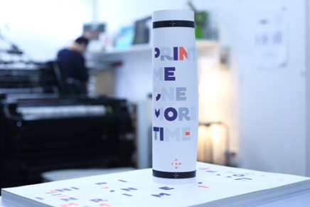 Print Me One More Time, une impression d'époque moderne