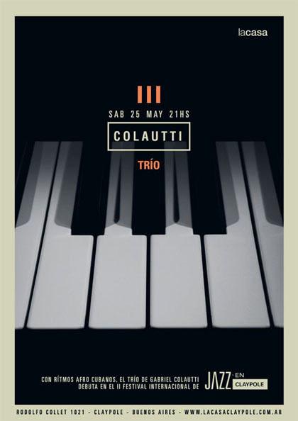 Jazz En Claypole Max Rompo & Pontenpie