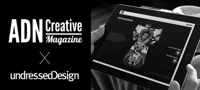 Concours ADN Creative Magazine