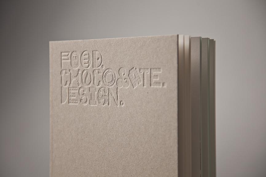 Food Chocolate Design Book