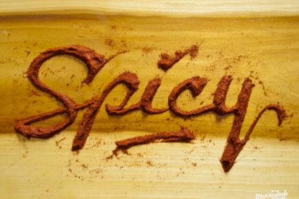 L'univers de la food typography de Danielle Evans