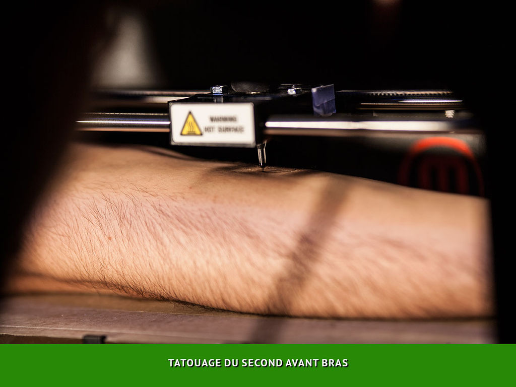 3D PRINTER X TATTOO MACHINE