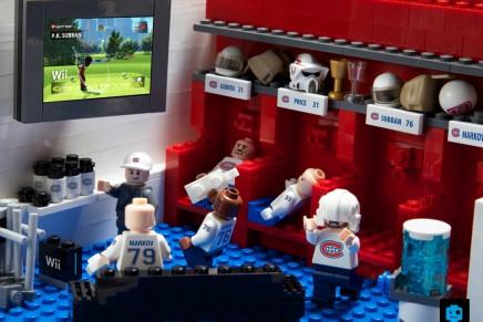 L'actualité du Québec vue par Legocentrik