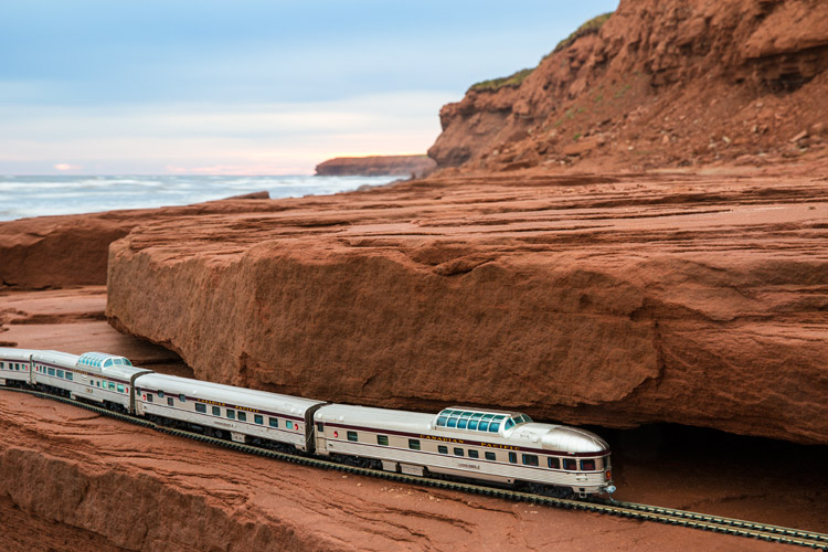 JEFF FRIESEN Ghost Train Canada