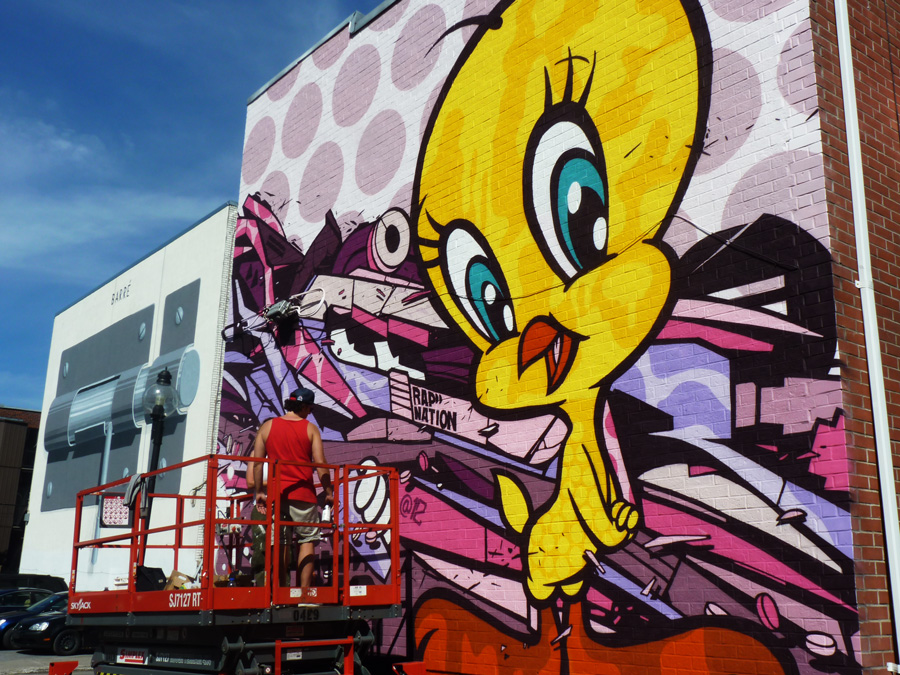 Mural Festival 123Klan
