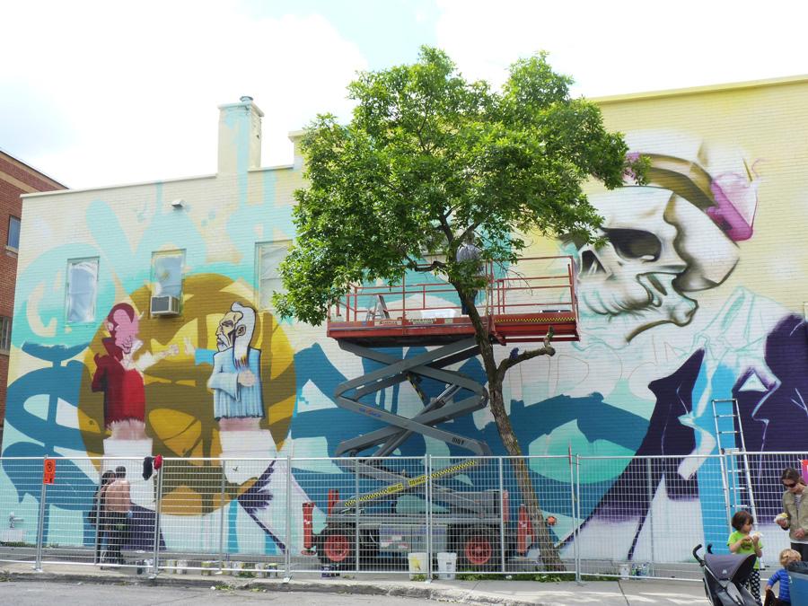Mural Festival Alex Scaner