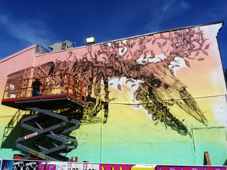 Mural Festival Alexis Diaz