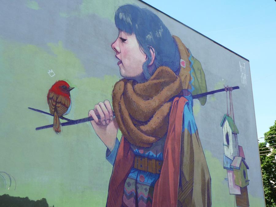 Mural Festival Betz De Etam Cru