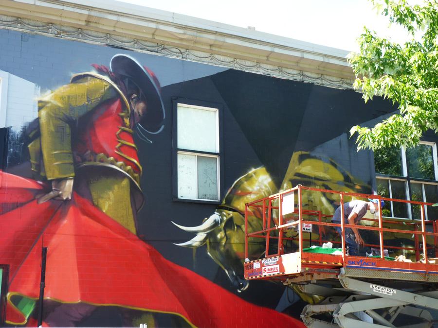Mural Festival Bryan Beyung