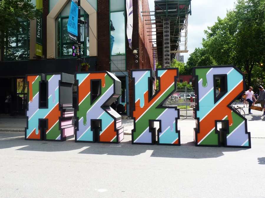 Mural Festival Hoarkor