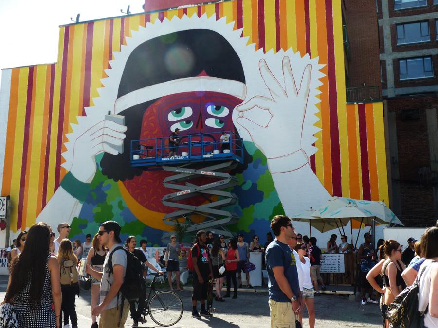 Mural Festival Kashink