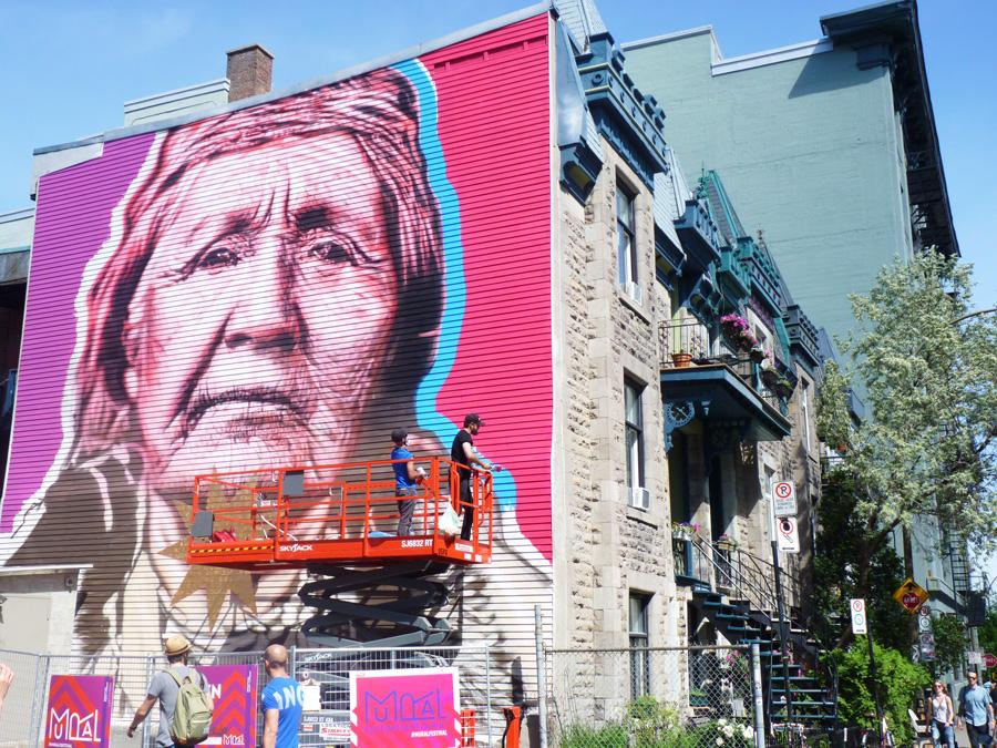 Mural Festival Kevin Ledo