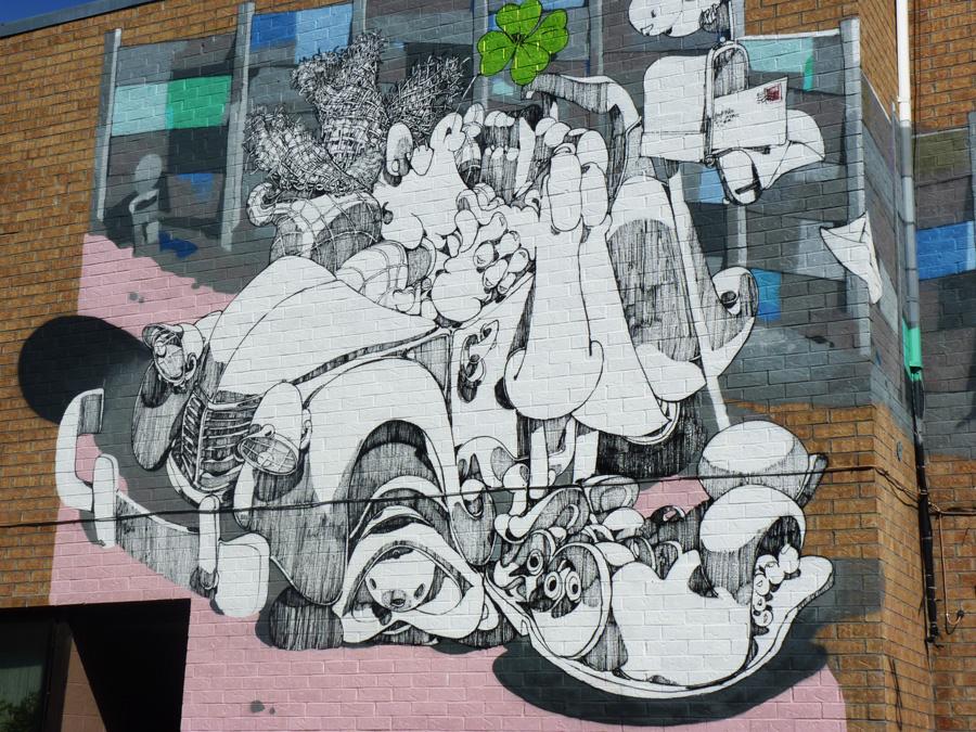 Mural Festival Vilx