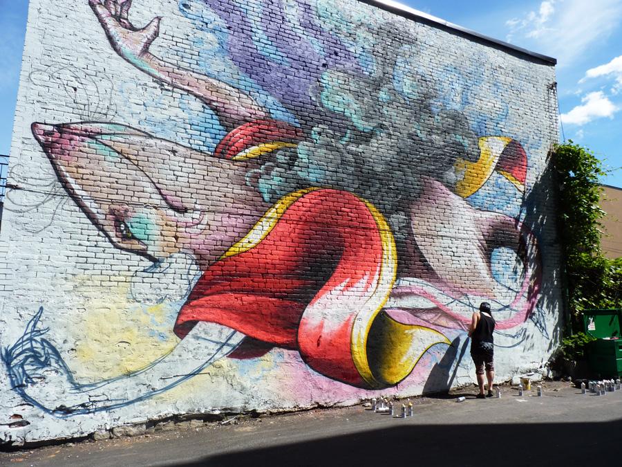 Mural Festival Zema