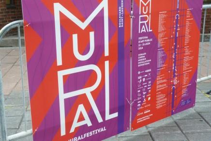 Report du Festival Mural 2014 à Montréal