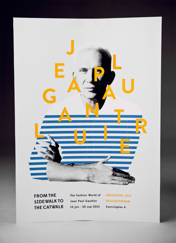 Jean Paul Gauthier Poster
