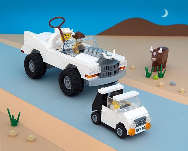 Lego Texas
