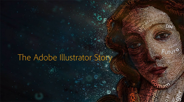 The Adobe Illustrator Story