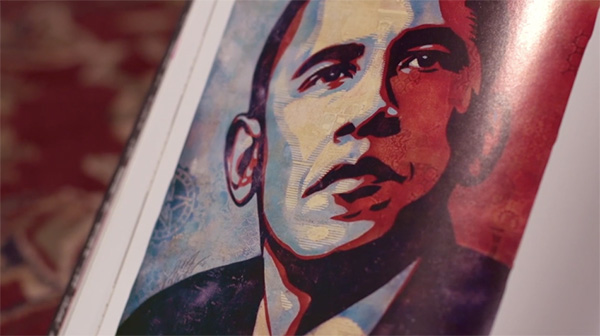 Shepard Fairey: Obey This Film