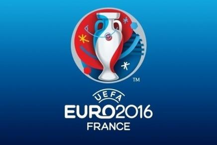 Le logo de l'Euro 2016 en France expliqué en motion design